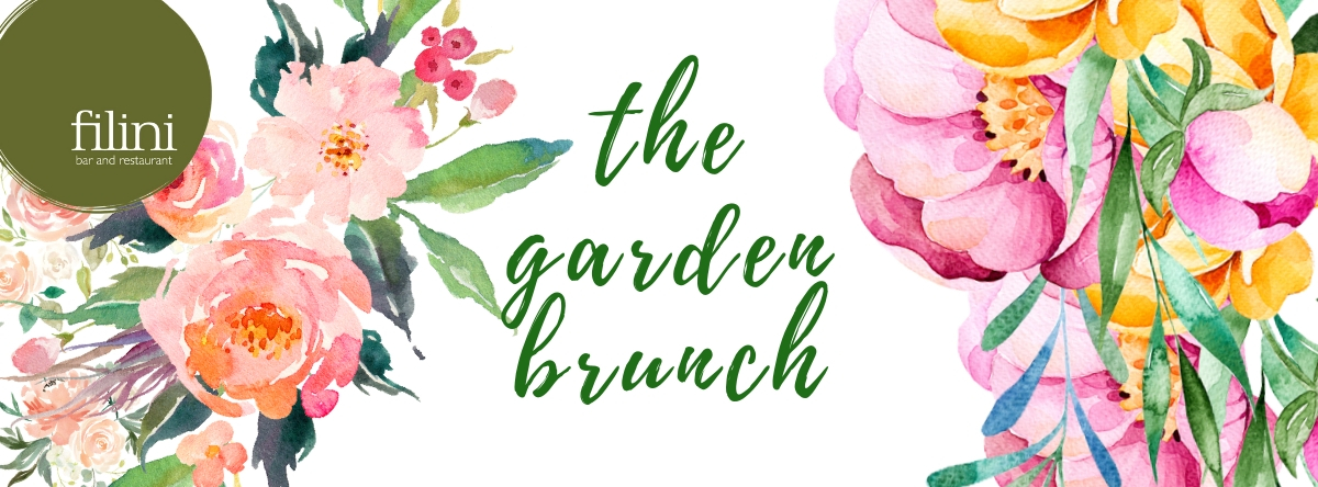 The Garden Brunch & After Party @ Filini Garden