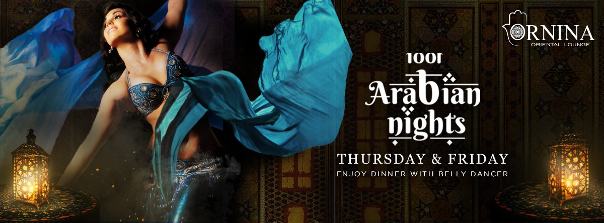 1001 Arabian Nights @ Ornina