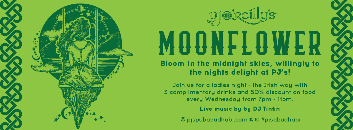 Moon Flower Ladies Night @ PJs