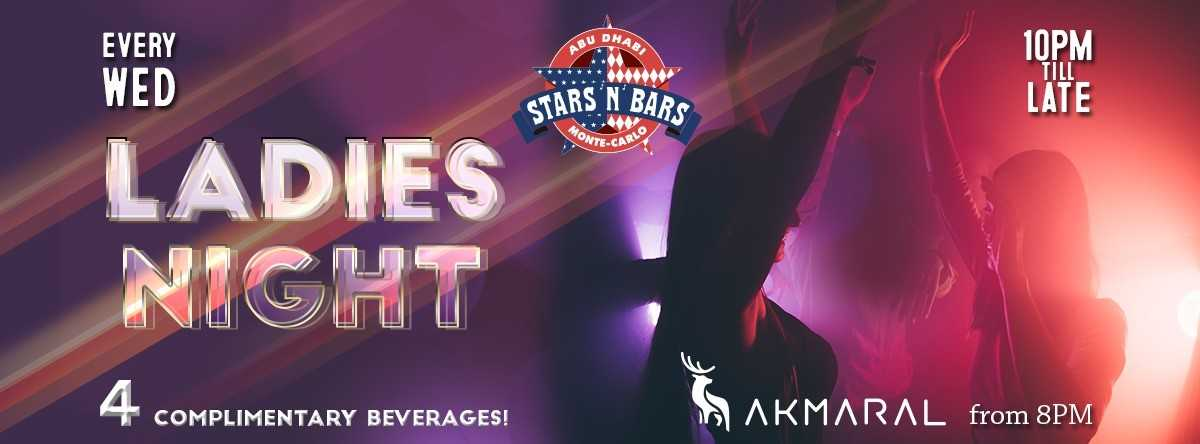 Ladies Night @ Stars 'N' Bars