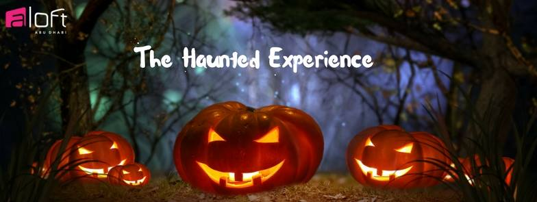 The Haunted Experience - Halloween costume party