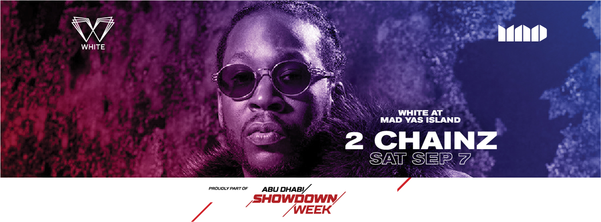 2 Chainz @ MAD on Yas Island