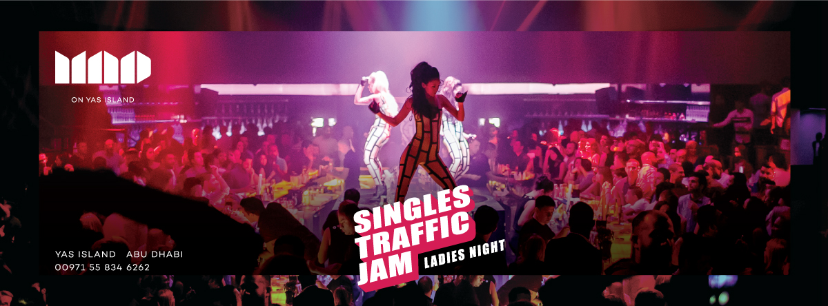 Singles Traffic Jam with Neil T @ MAD