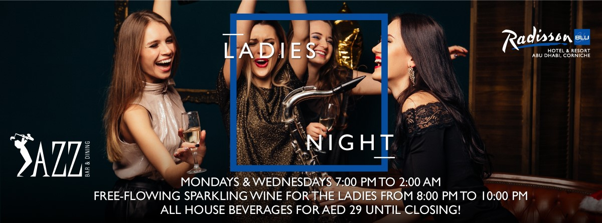Ladies Night @ Jazz Bar