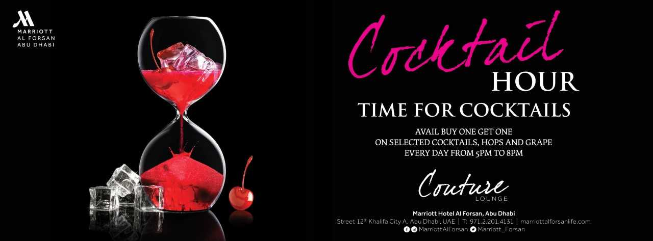 Cocktail Hour @ Couture Champagne Lounge