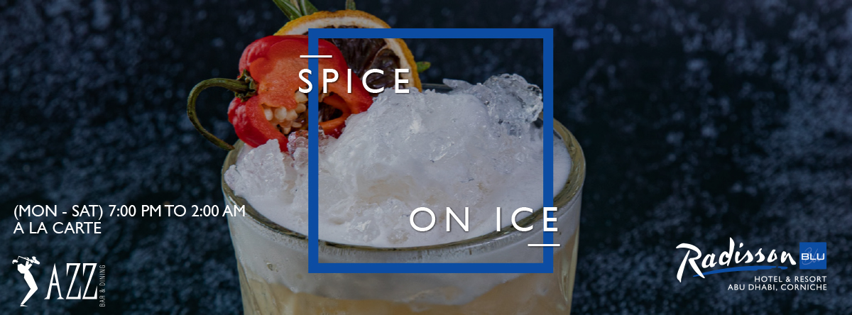 Spice on Ice @ Jazz Bar