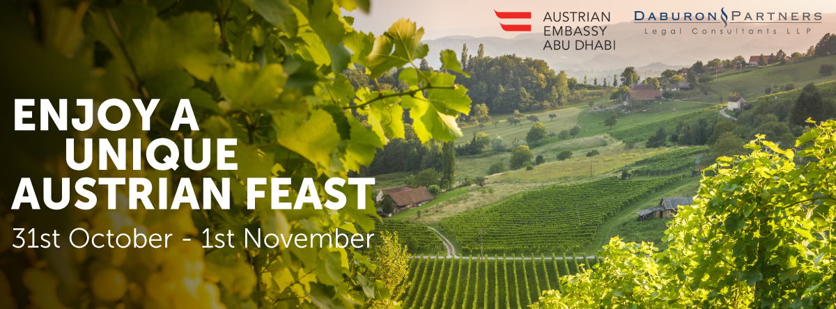 Austrian Feast @ Up & Below