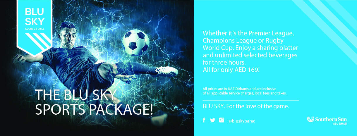 Blu Sky Sports Packages