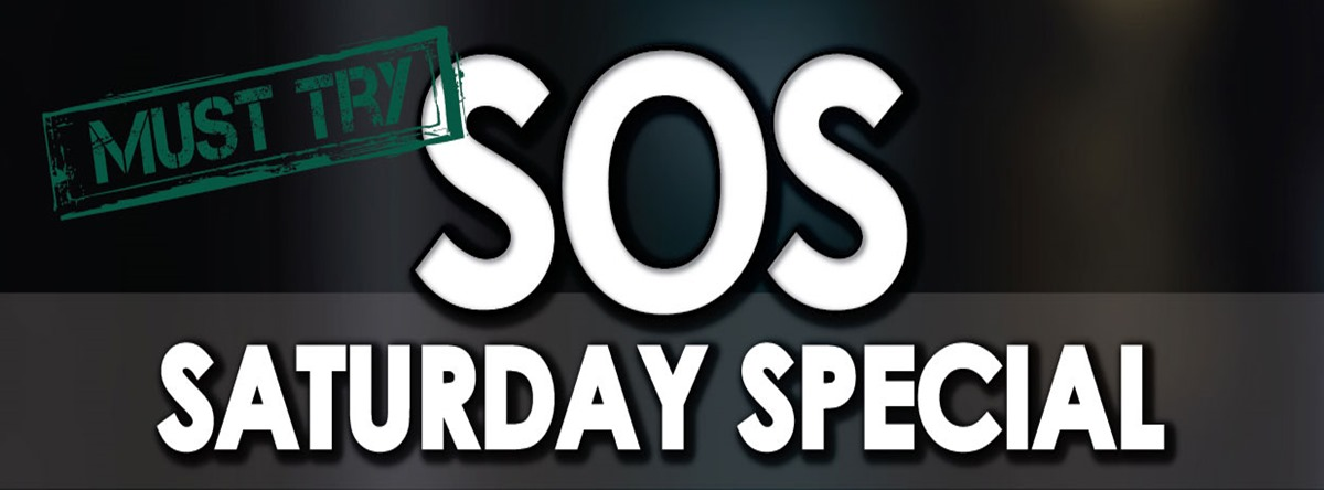 SOS Saturday Special @ McGettigan's