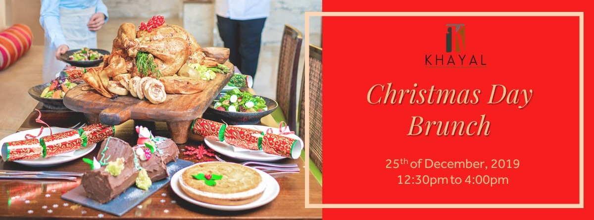 Christmas Day Brunch @ Khayal