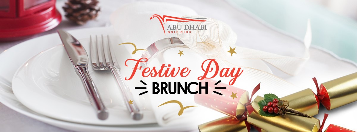 Festive Day Brunch @ Abu Dhabi Golf Club