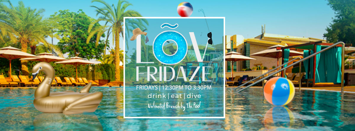 LOV Fridaze @ Abu Dhabi Golf Club