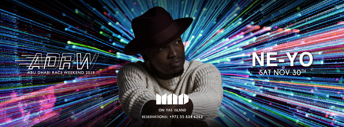 Ne-Yo @ MAD on Yas Island