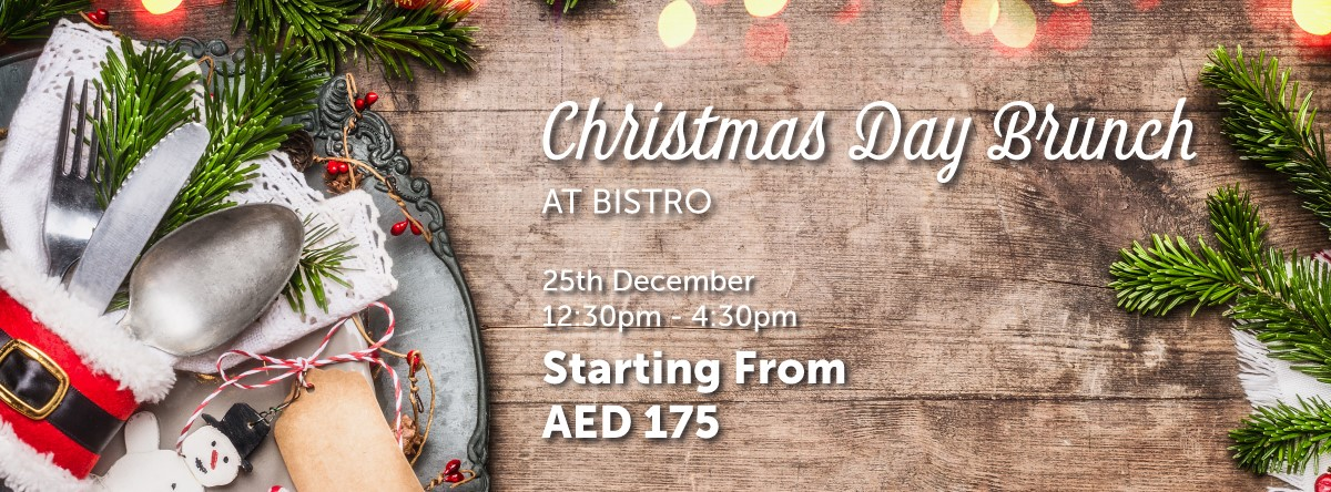 Christmas Day Brunch @ Bistro
