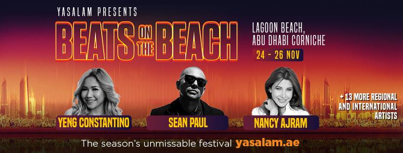 YASALAM Beats on the Beach - Saturday night