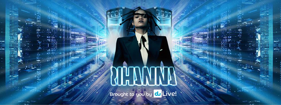 After Race Concerts - Sunday night - Rihanna