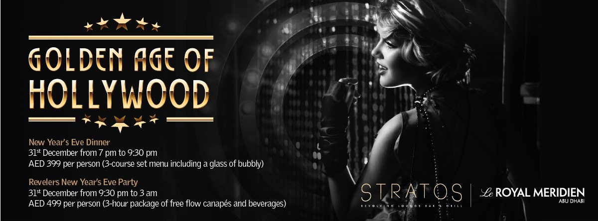 Golden Age Of Hollywood NYE Party @ Stratos