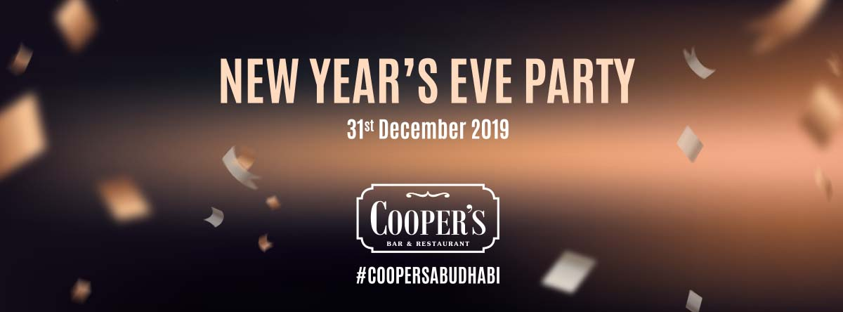 New Year's Eve @ Cooper's Bar