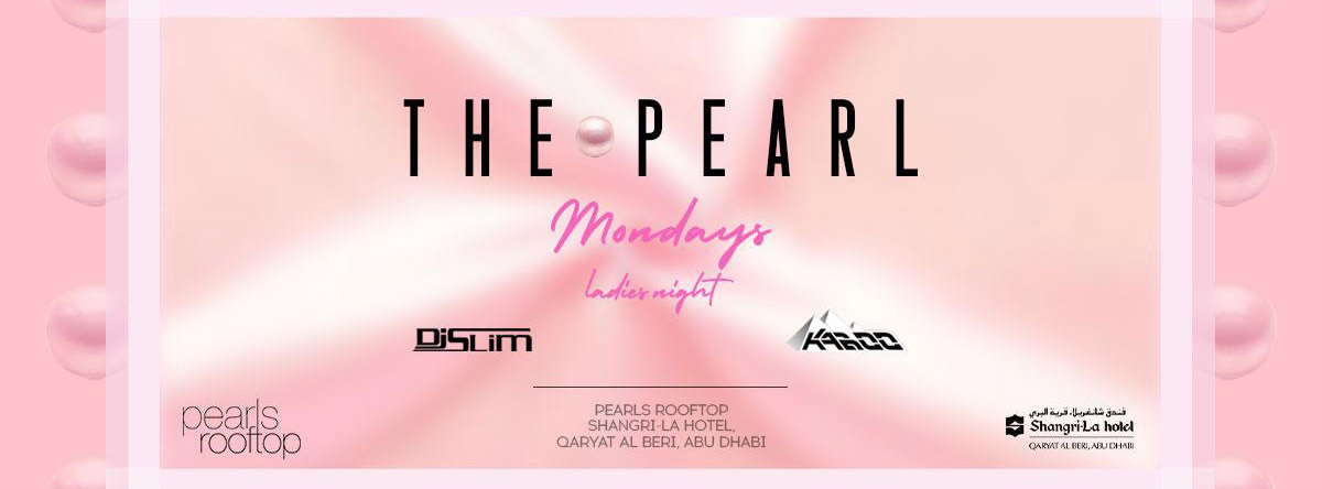 The Pearl Ladies Night @ The Pearls Bar Rooftop