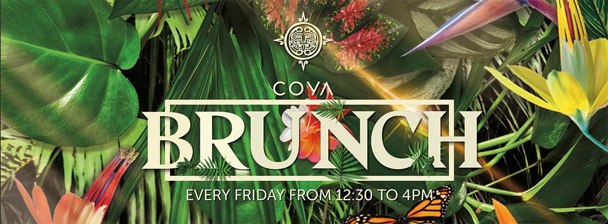 Friday Brunch @ COYA Abu Dhabi