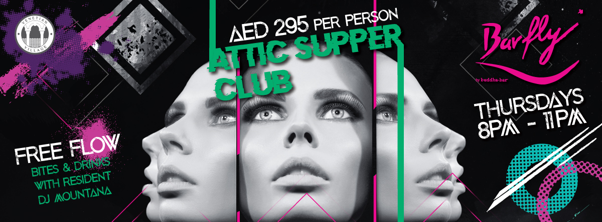 Attic Supper Club @ Barfly