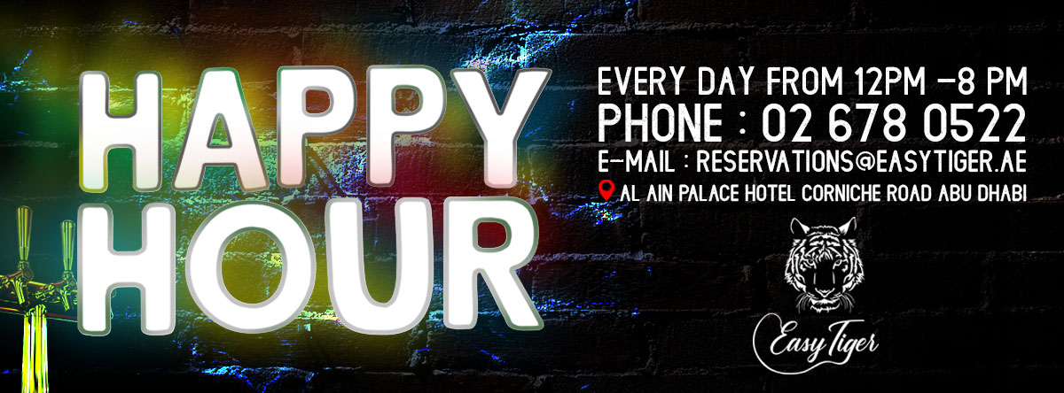 Happy Hour @ Easy Tiger