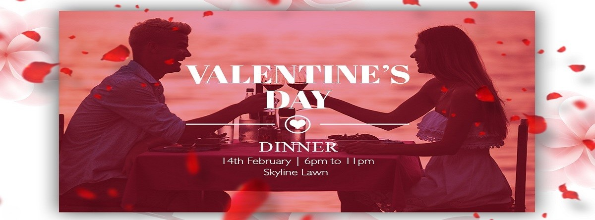 Valentine's Day Dinner @ Skyline Lawn