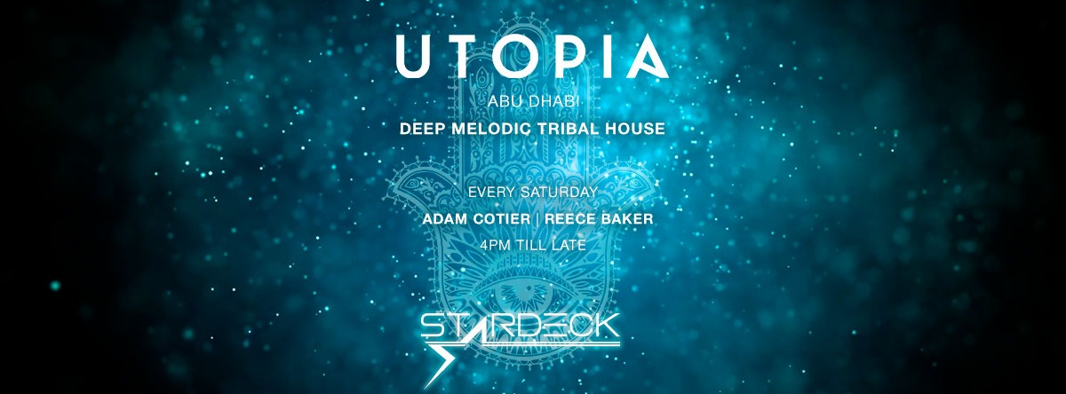 UTOPIA Sunset Sessions @ Star Deck
