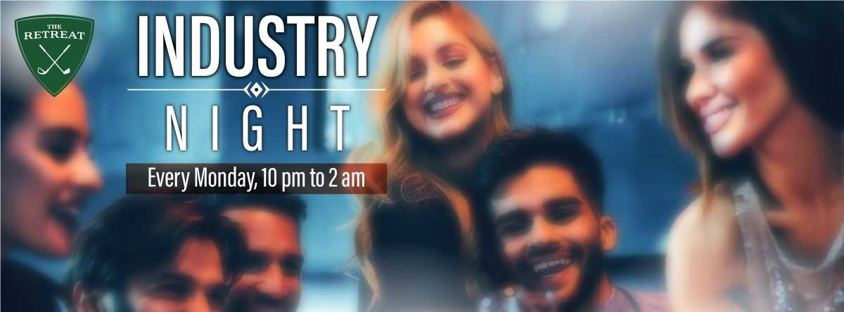Industry Night @ The Retreat