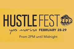 HustleFest Launches in Abu Dhabi