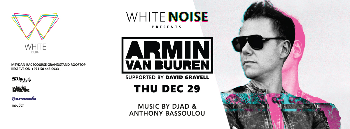 WhiteNoise Presents: ARMIN Van Buuren