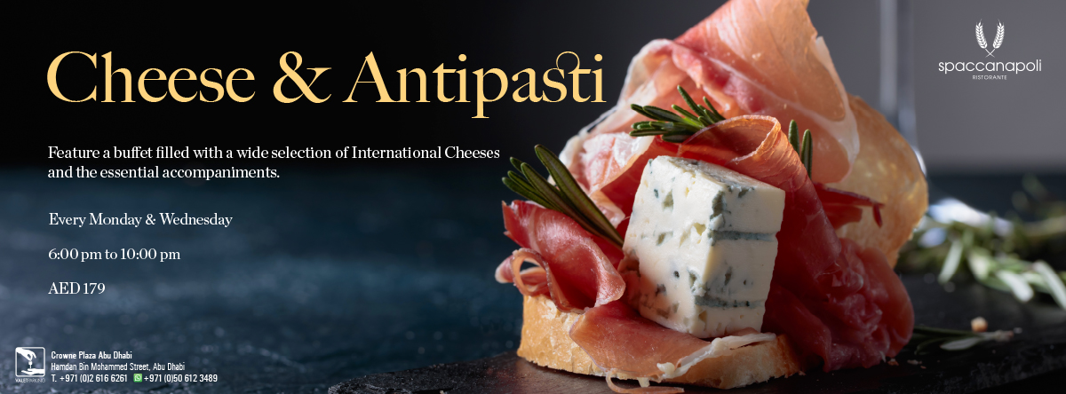 Cheese & Antipasti @ Spaccanapoli
