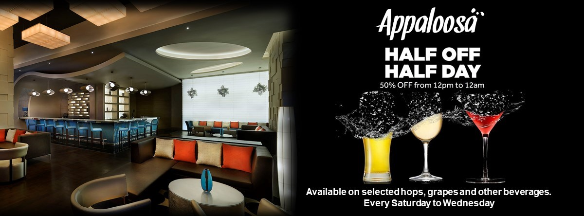 Happy Hour @ Appaloosa Sports Bar