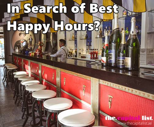 Happy Hour Offers