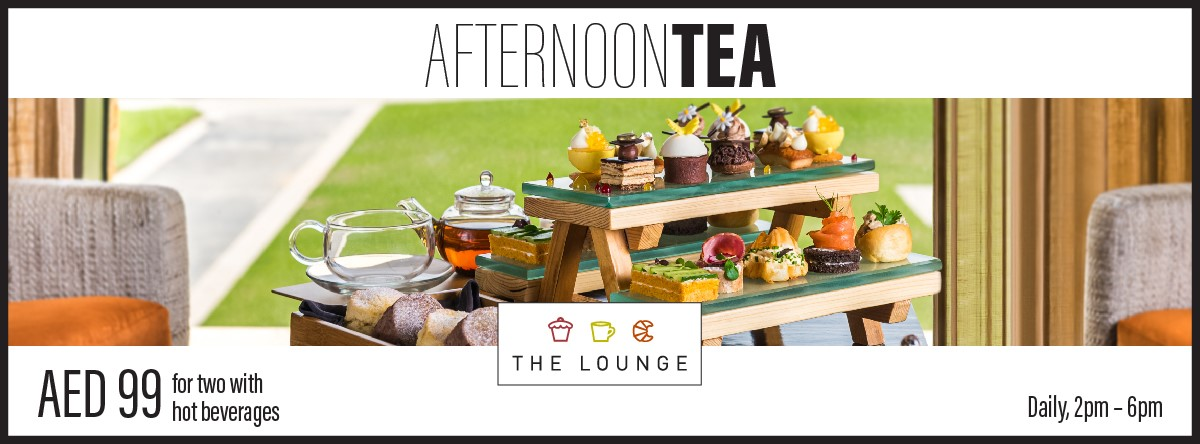 Afternoon Tea @ The Lounge