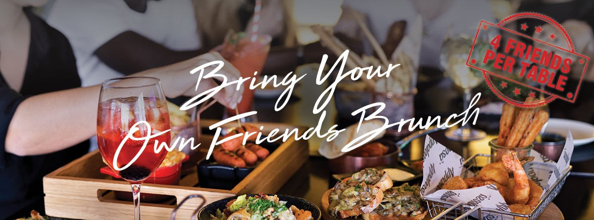 Bring Your Own Friends Brunch @ Appaloosa