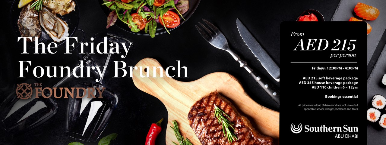 The Friday Foundry Brunch