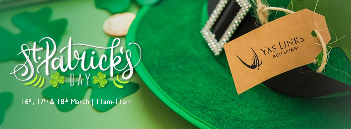 St. Patrick's Day @ Yas Links Abu Dhabi