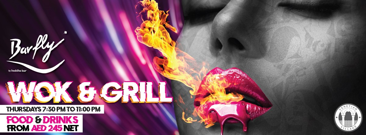 Wok & Grill @ Barfly by Buddha Bar