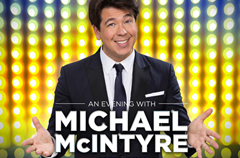 Michael McIntyre set for Abu Dhabi performance, July 2021
