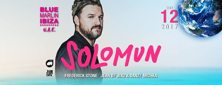 Solomun @ Blue Marlin Ibiza UAE