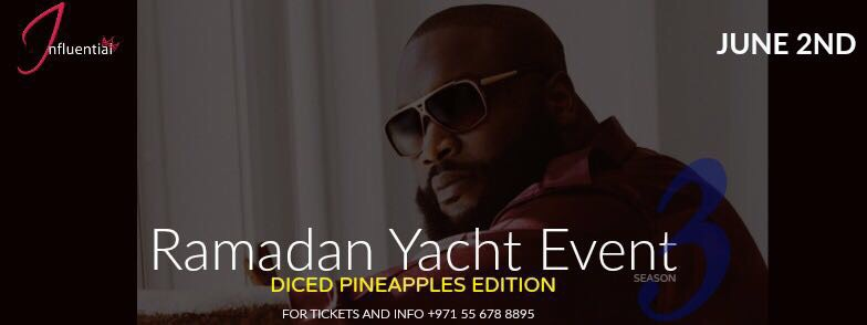 Ramadan Yacht Event @ The White Yacht