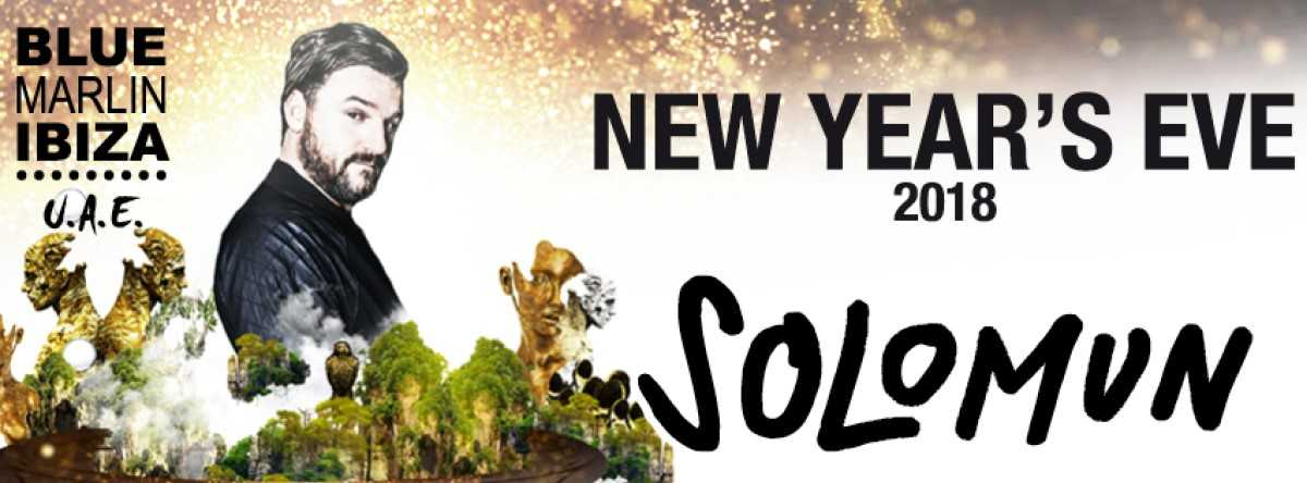 New Year's Eve with Solomun at Blue Marlin Ibiza UAE