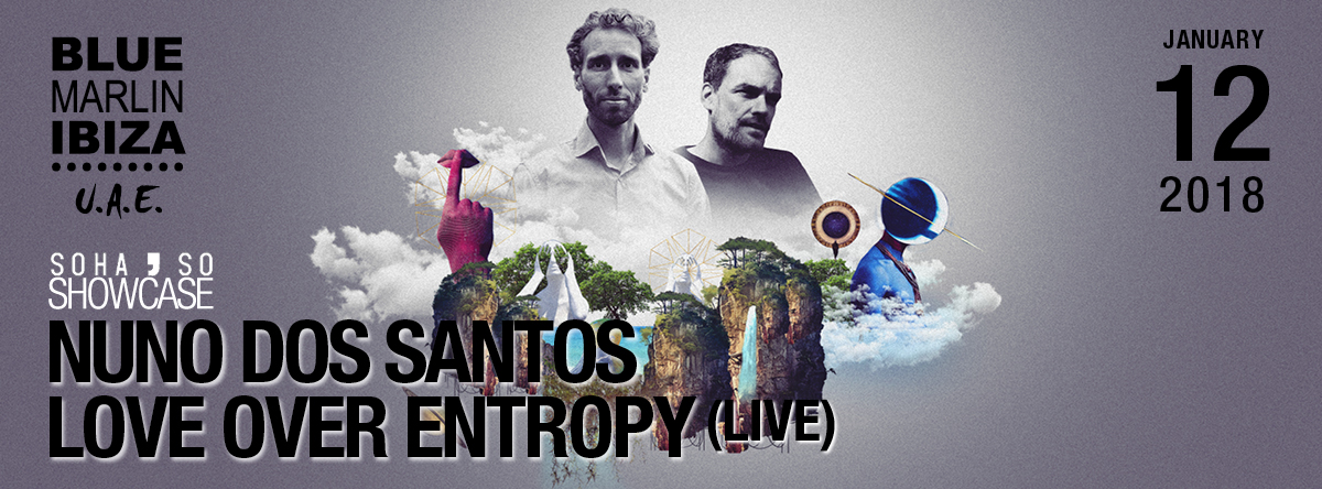 SoHaSo Showcase: Nuno dos Santos and Love Over Entropy (Live)