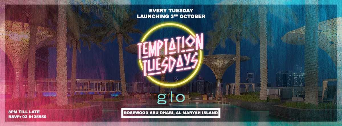 TEMPTATION TUESDAYS  (1)