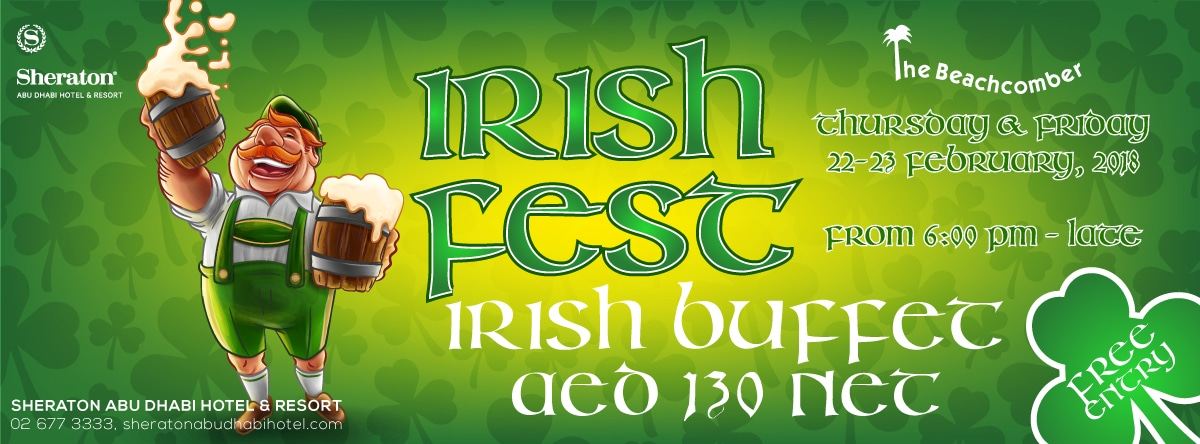 Irish Fest @ The Sheraton