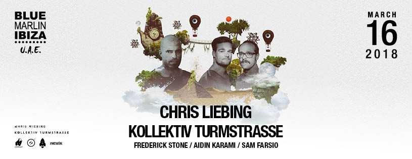 Chris Liebing and Kollektiv Turmstrasse