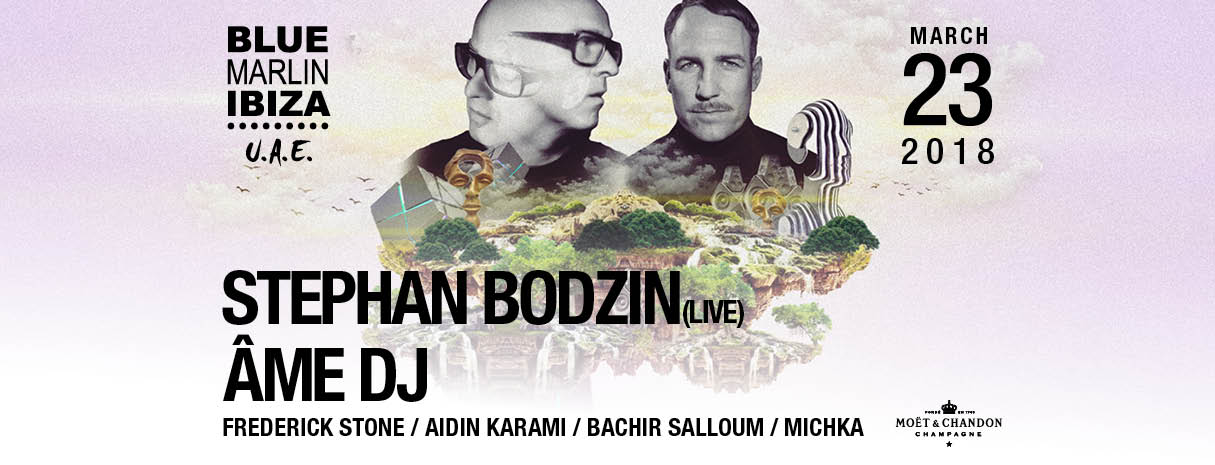 Âme DJ and Stephan Bodzin (Live)