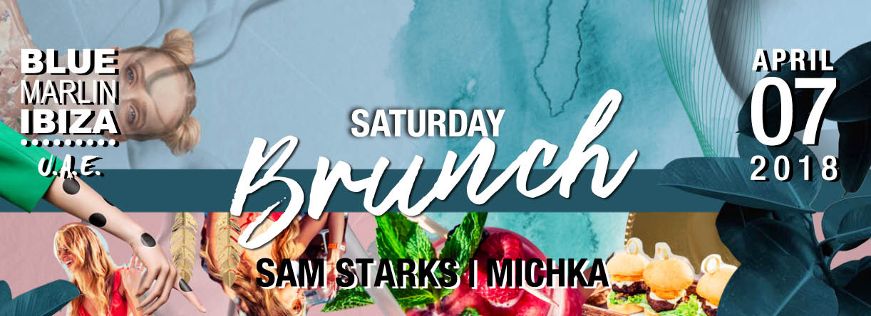 Saturday Brunch with Sam Starks & Michka