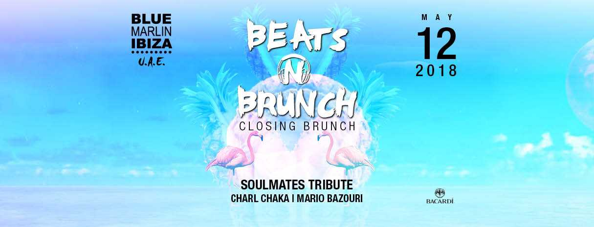 Closing Weekend Brunch: 'Beats N Brunch' Edition @ Blue Marlin Ibiza